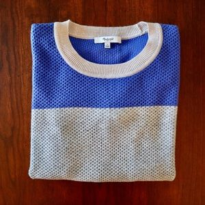 Madewell Color Weave Sweater